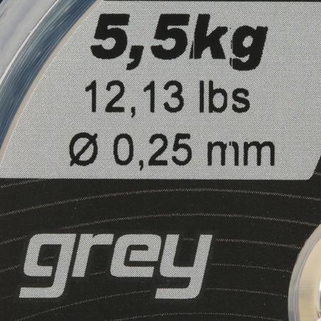 LINE RESIST GREY 250 M NEW FISHING LINE