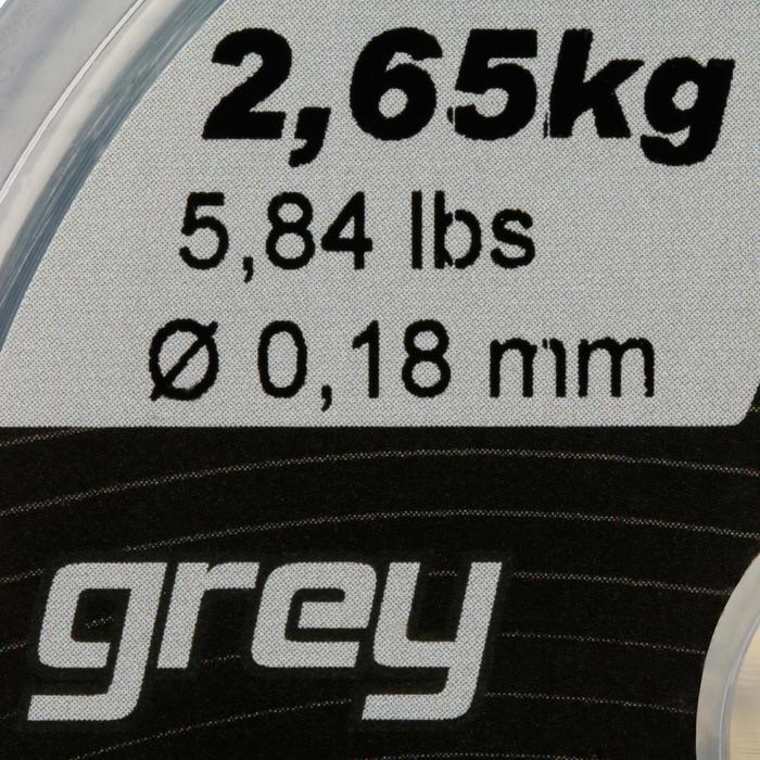 Hauptschnur Line Resist 250m grau