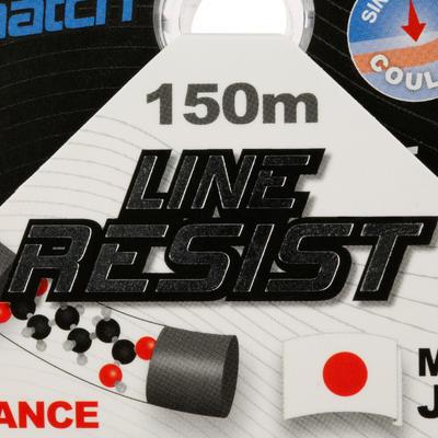 חוט דיג RESIST MATCH 150 מטר