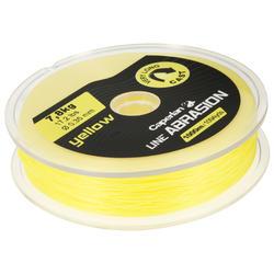 Schuurvaste vislijn geel 1000 m - 706256