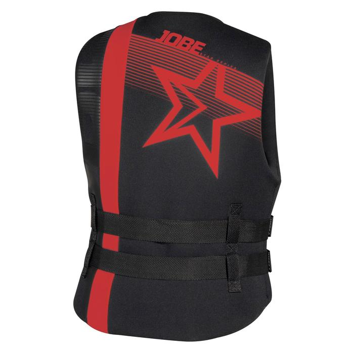 Gilet sports tractés homme JOBE Progress Neo Red (ISO) - 70659