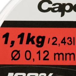100% fluorocarbon vislijn 50 m