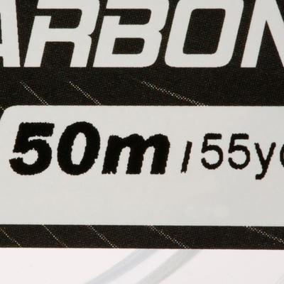 SEDAL DE PESCA FLUOROCARBON 100% 50 m
