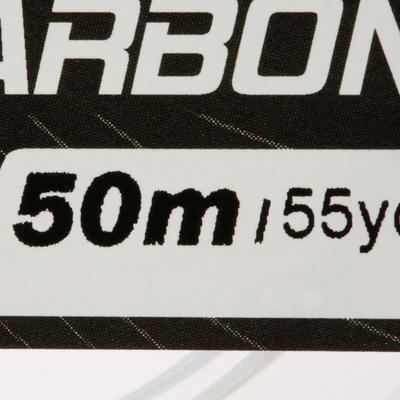 Sedal Fluorocarbono 100% 50m Pesca