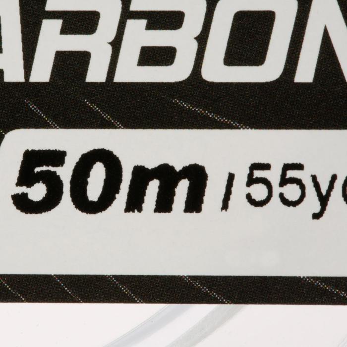 FIL DE PÊCHE FLUOROCARBON 100% 50 M