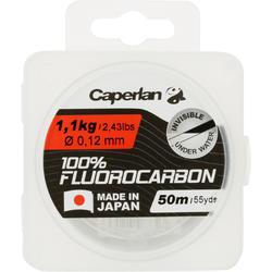 100% fluorocarbon vislijn 50 m - 707063