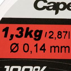 100% fluorocarbon vislijn 50 m - 707073