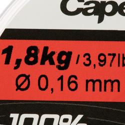 100% fluorocarbon vislijn 50 m - 707074