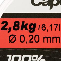 100% fluorocarbon vislijn 50 m - 707075