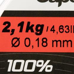 100% fluorocarbon vislijn 50 m - 707079