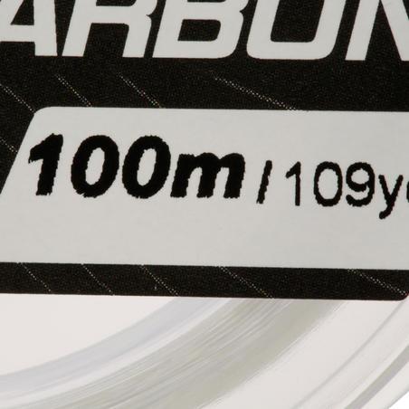 FISHING LINE FLUOROCARBON 100% 100 M