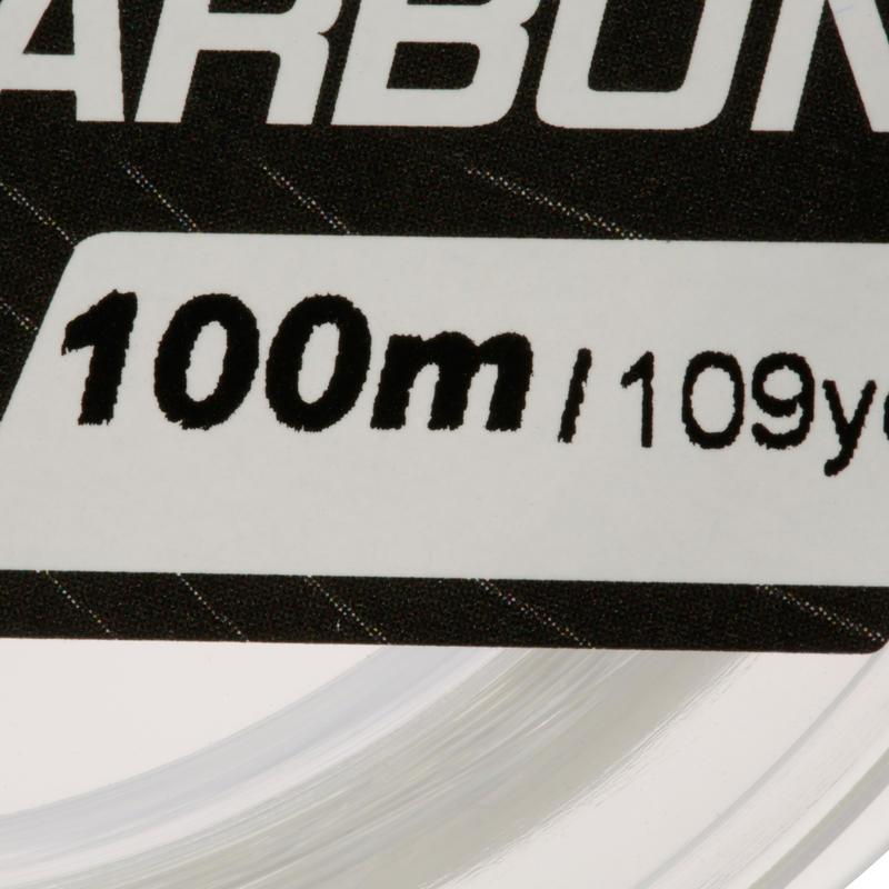 SEDAL DE PESCA FLUOROCARBON 100% 100 M