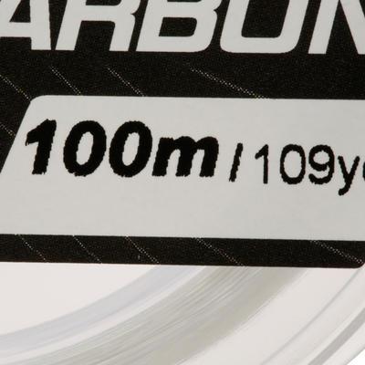 Sedal Fluorocarbono 100% 100m pesca
