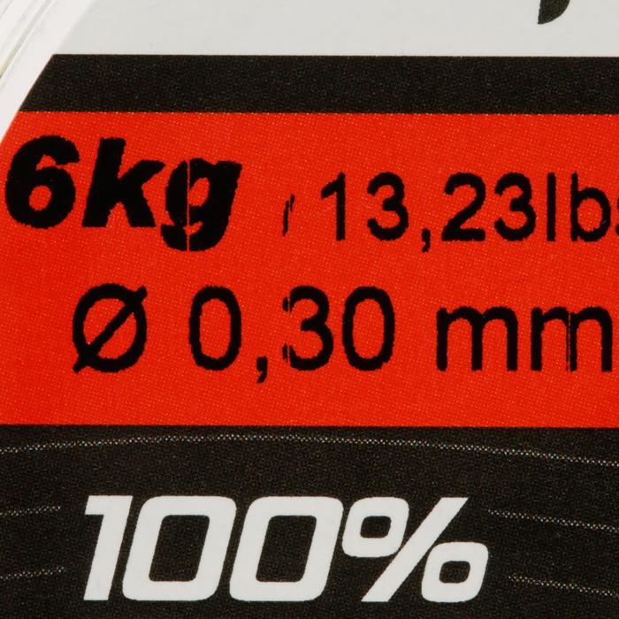 100% fluorocarbon vislijn 100 m