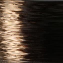 Lijn hengelsport donkerbruin 300 m - 707490