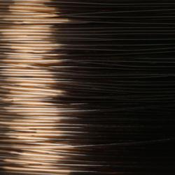 Lijn hengelsport donkerbruin 300 m - 707498