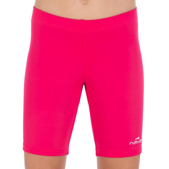 Girl swim shorts - Pink