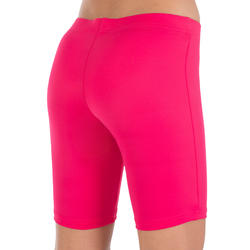 Long Shorty Girls' Swimsuit Bottoms - Pink
