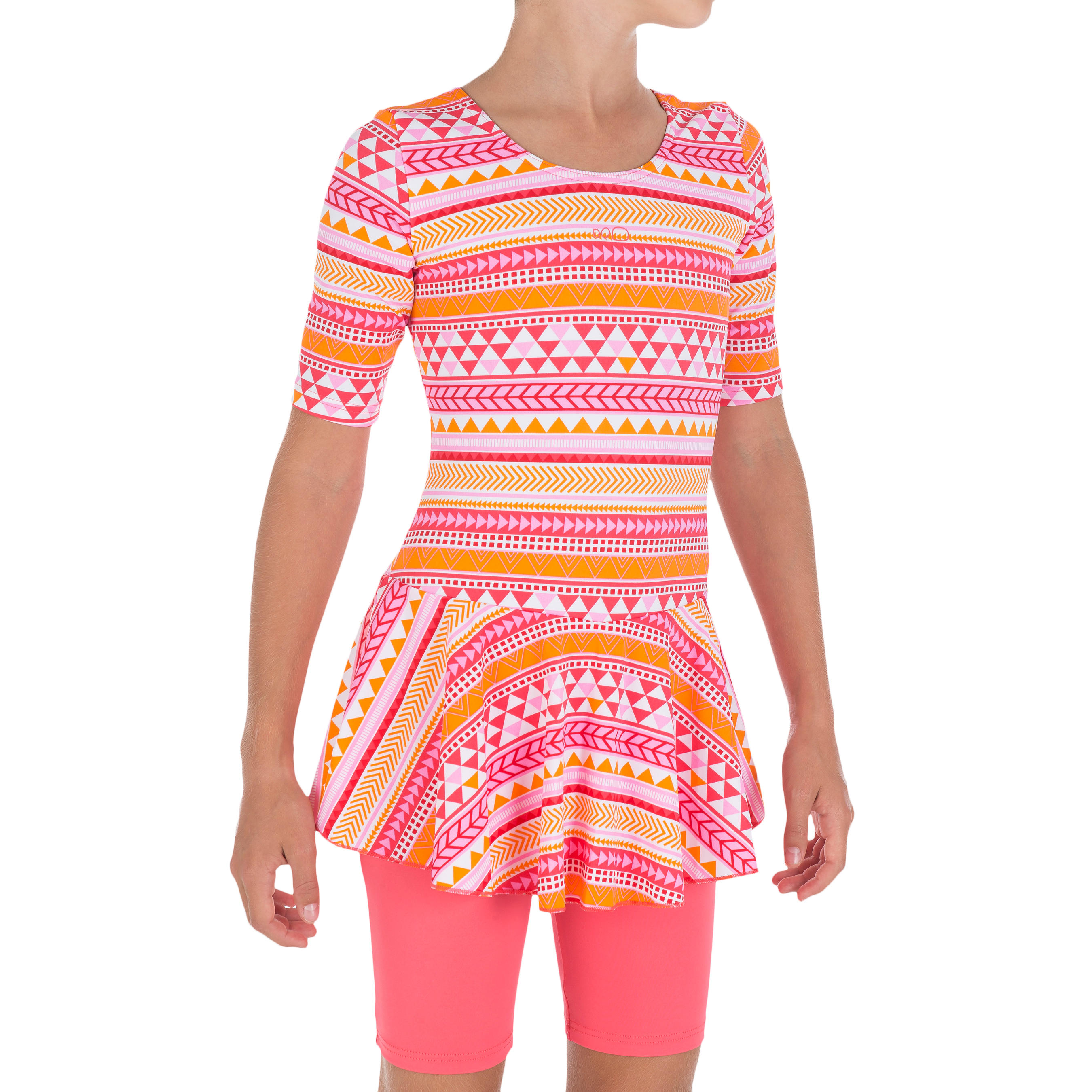 Buy Audrey Girls Jammer All Knit Swimming Costume Online In India