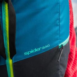 Spider bag 30 l blauw - 708037