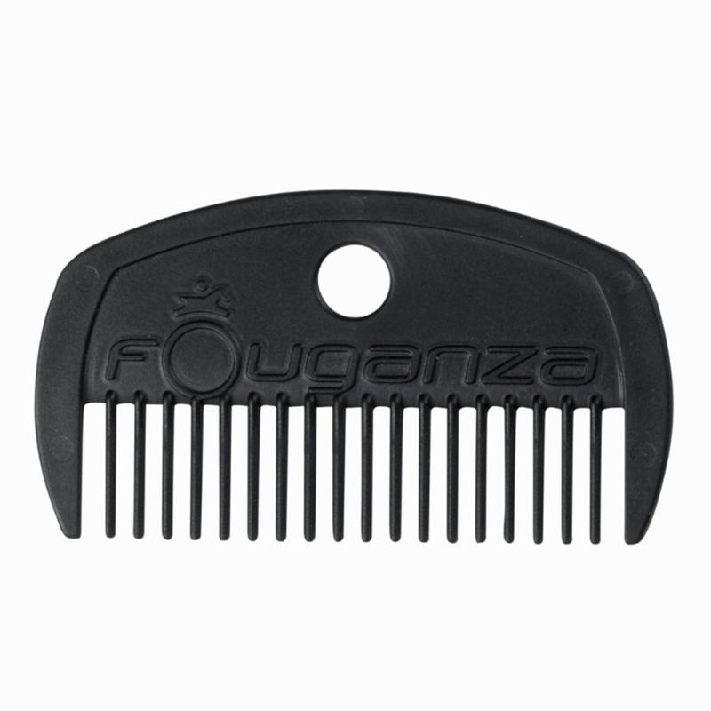 Schooling Horse Riding Comb - Black