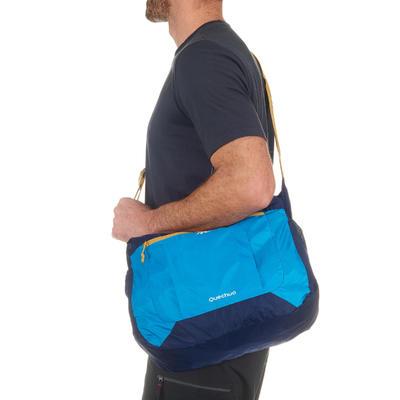 Bolso terciado TRAVEL ultracompacto azul
