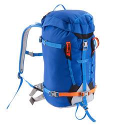 Rugzak Alpinism 33 L/XL blauw