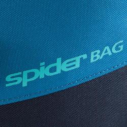 Spider bag 30 l blauw - 708345