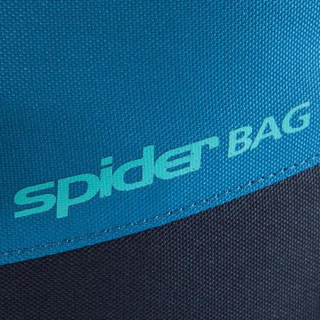 Sac escalade Spider 30 L bleu