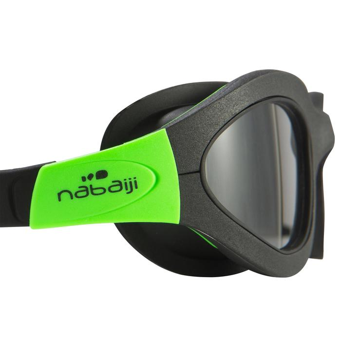 Easydow Swimming Goggles Size L - Black Green