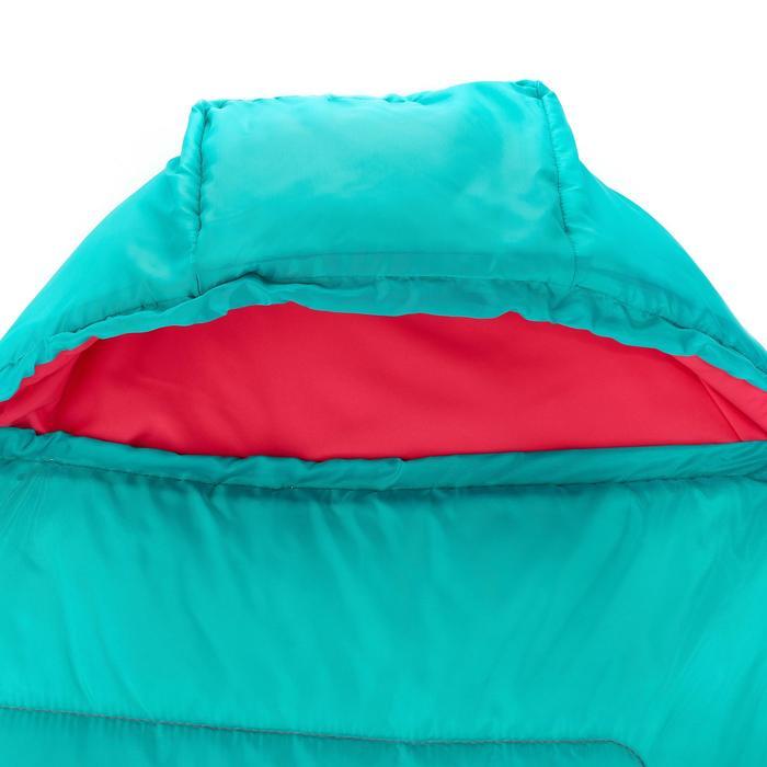 Schlafsack 10 °C Kinder grün