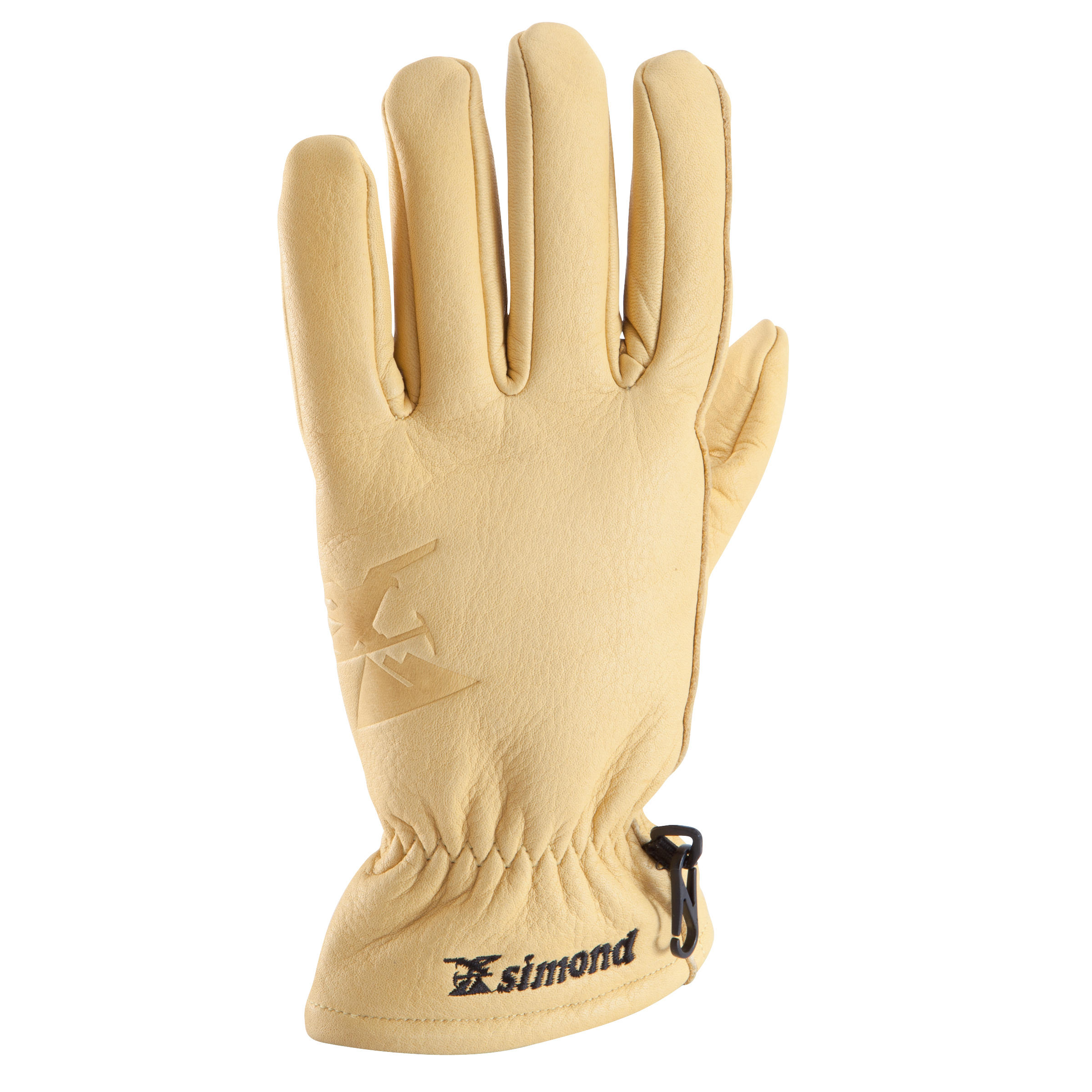 Mountaineering Leather Gloves