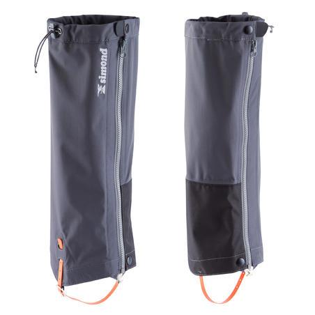 Waterproof mountaineering gaiters - MOUNTAINEERING