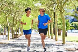 Heren T-shirt Run Dry voor hardlopen - 708728