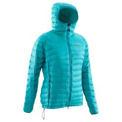 Women's Light Down Jacket - Ceramic