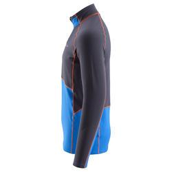 Sweater alpinisme 1/2 rits heren - 708843