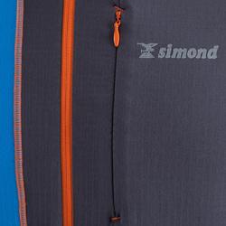 Sweater alpinisme 1/2 rits heren - 708849