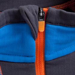 Sweater alpinisme 1/2 rits heren - 708851