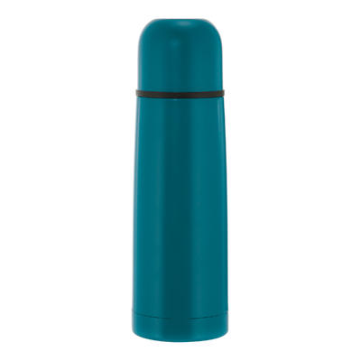 Isothermal Stainless Steel Hiking Bottle 0.4 L - Blue