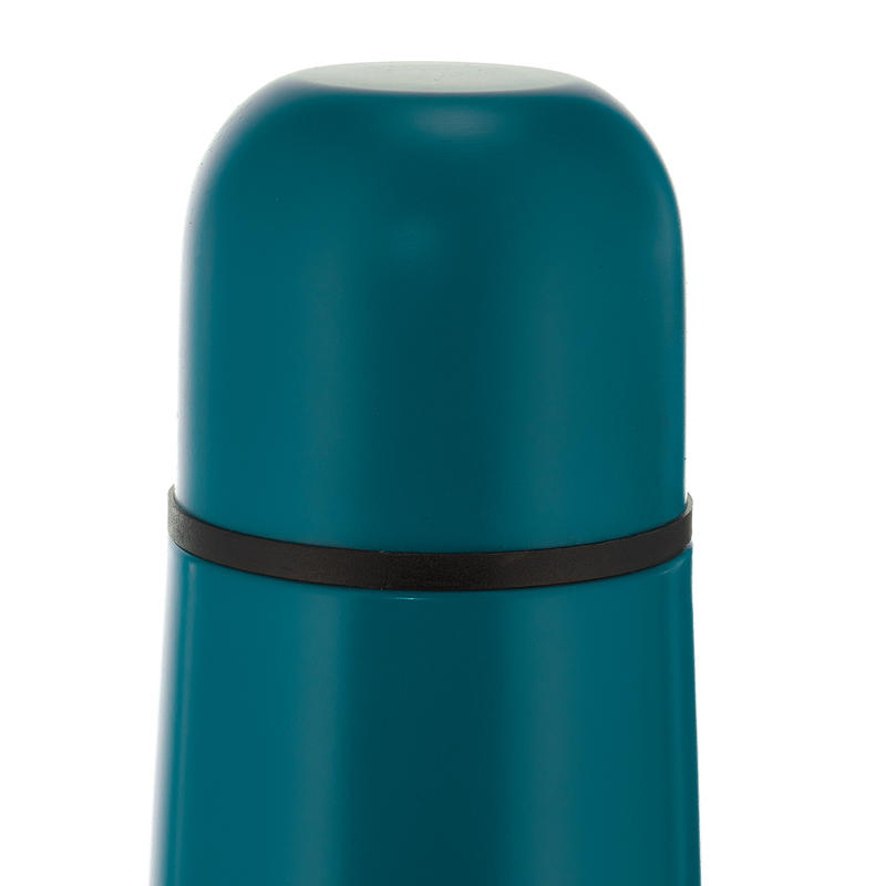 Termo de Acero Inoxidable 0,4 L Azul de Senderísmo