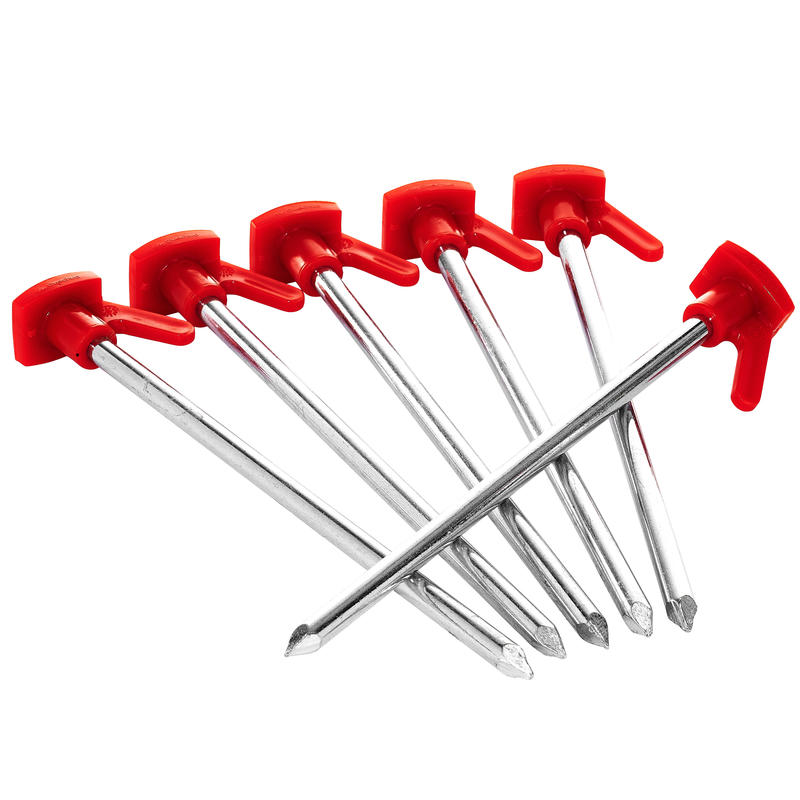 Camping Pegs for Tent - Hard Ground