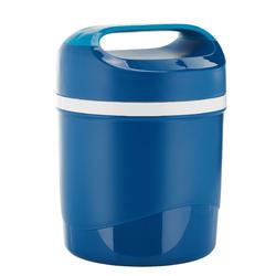 Isolerende voedselcontainer plastic 1,6 liter (met 2 bewaardoosjes) 1,6 liter - 709748