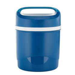 Isolerende voedselcontainer plastic 1,6 liter (met 2 bewaardoosjes) 1,6 liter - 709749