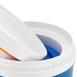 Isolerende voedselcontainer plastic 1,6 liter (met 2 bewaardoosjes) 1,6 liter - 709751