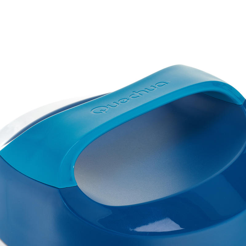 Isothermal Plastic Hiking Food Box (with 2 Food Boxes) 1,6 litre