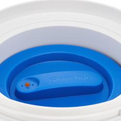 Isolerende voedselcontainer plastic 1,6 liter (met 2 bewaardoosjes) 1,6 liter - 709753
