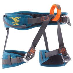 Klettergurt Easy 3 Erwachsene blau
