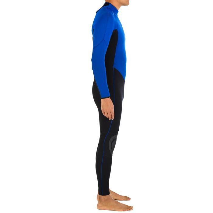 Heren wetsuit 100 neopreen 4/3 mm - 7099