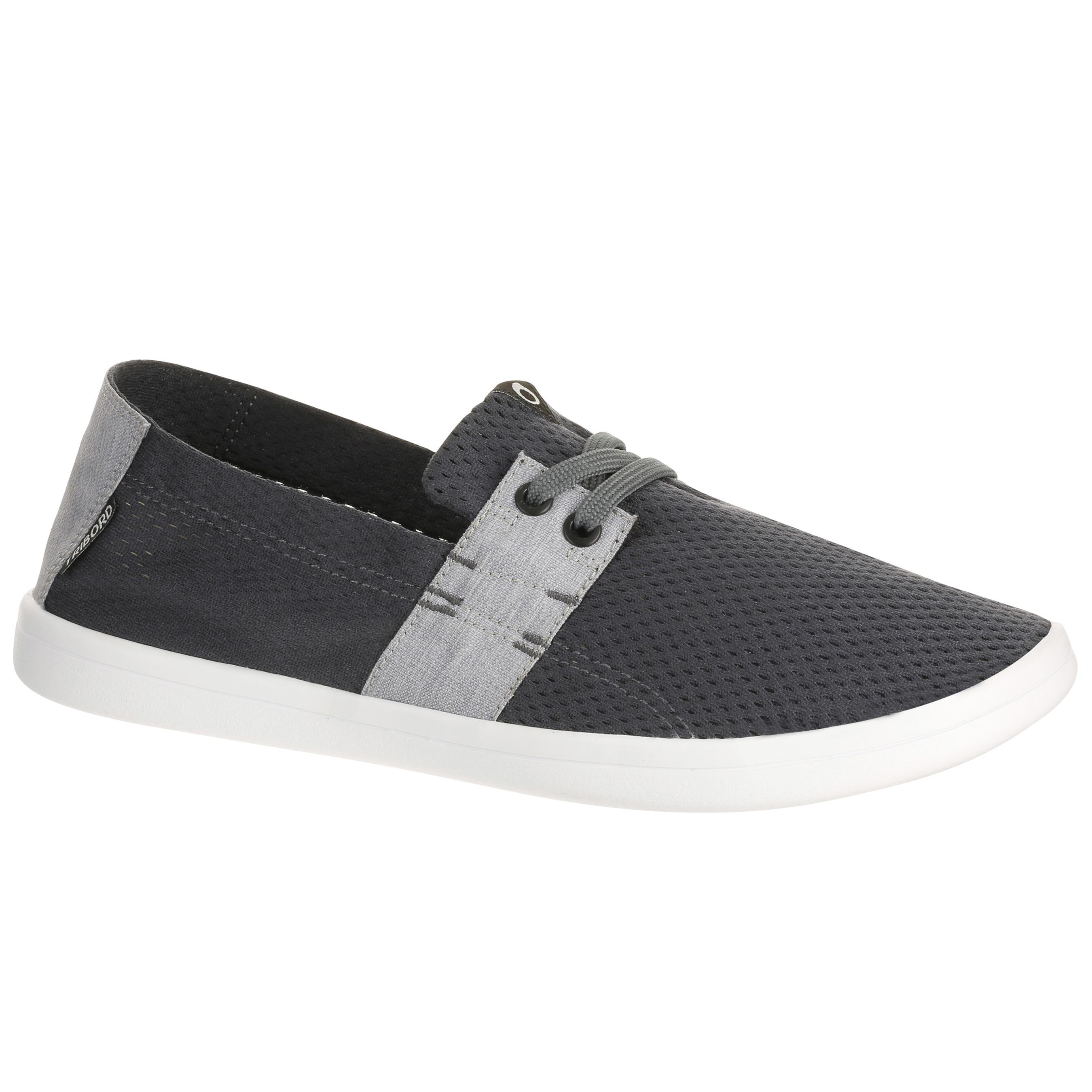 AREETA M Men's Shoes - Dark Grey