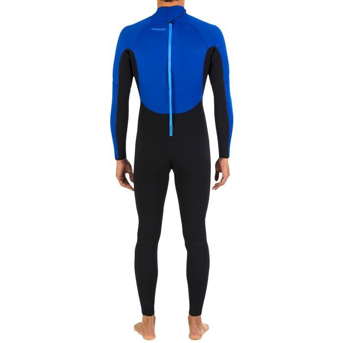 Heren wetsuit 100 neopreen 4/3 mm - 7103